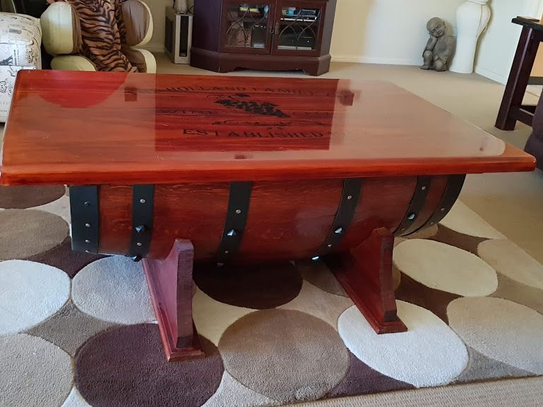 personalised Wine barrel table.jpg