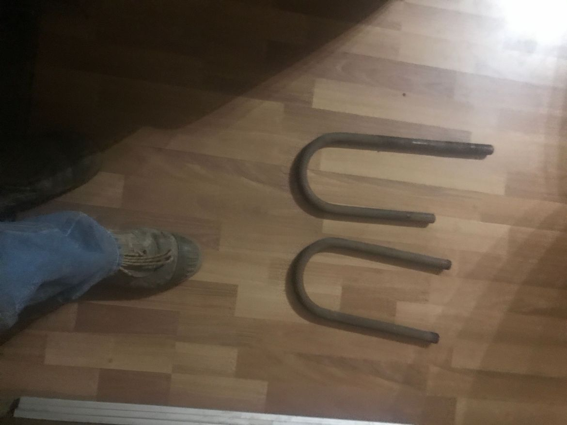 handles i want to weld on or drill holes and weld them in place for easy moving