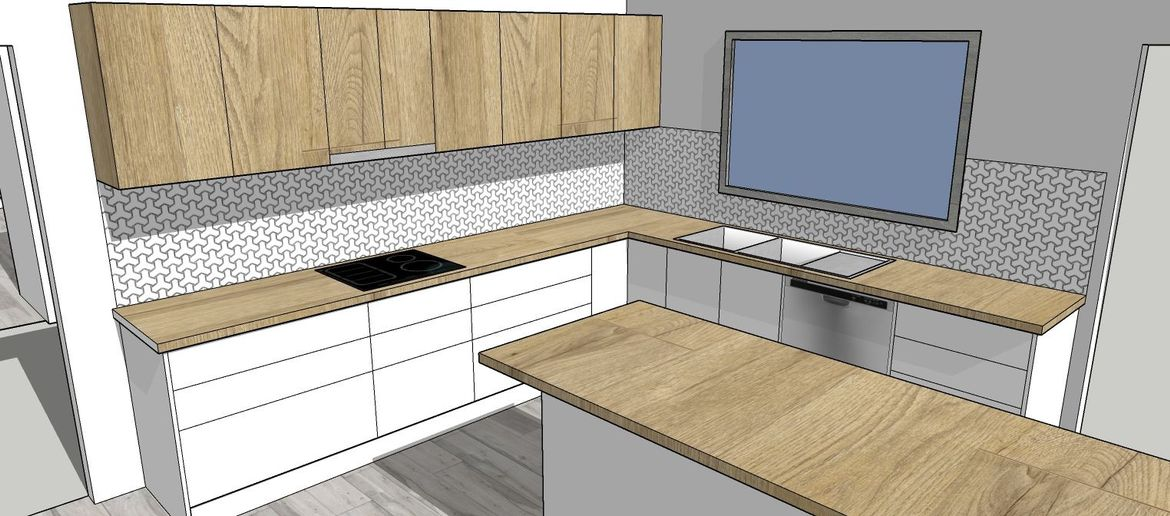 You can never have enough bench space. Drawer cabinets for all occasions!