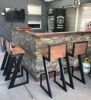 Outdoor bar project