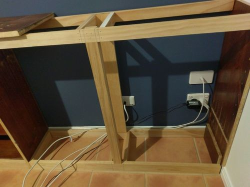 NBN, Antenna and power in the way