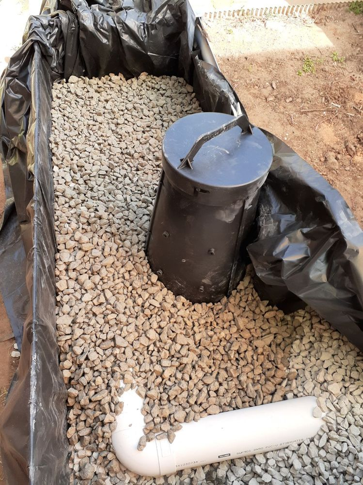Insert compost worm farm