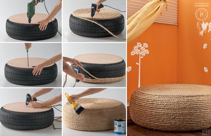 Tyre Ottoman
