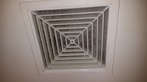 Solved: Re: Encapsulate mouldy shower ceiling? | Bunnings ...