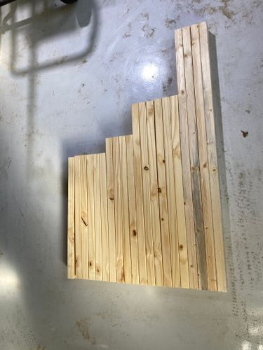 Timber Cut to Length