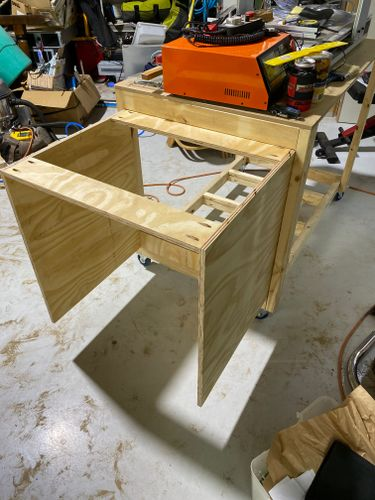 Drawer frame