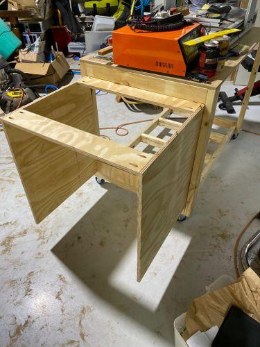 Drawer frame