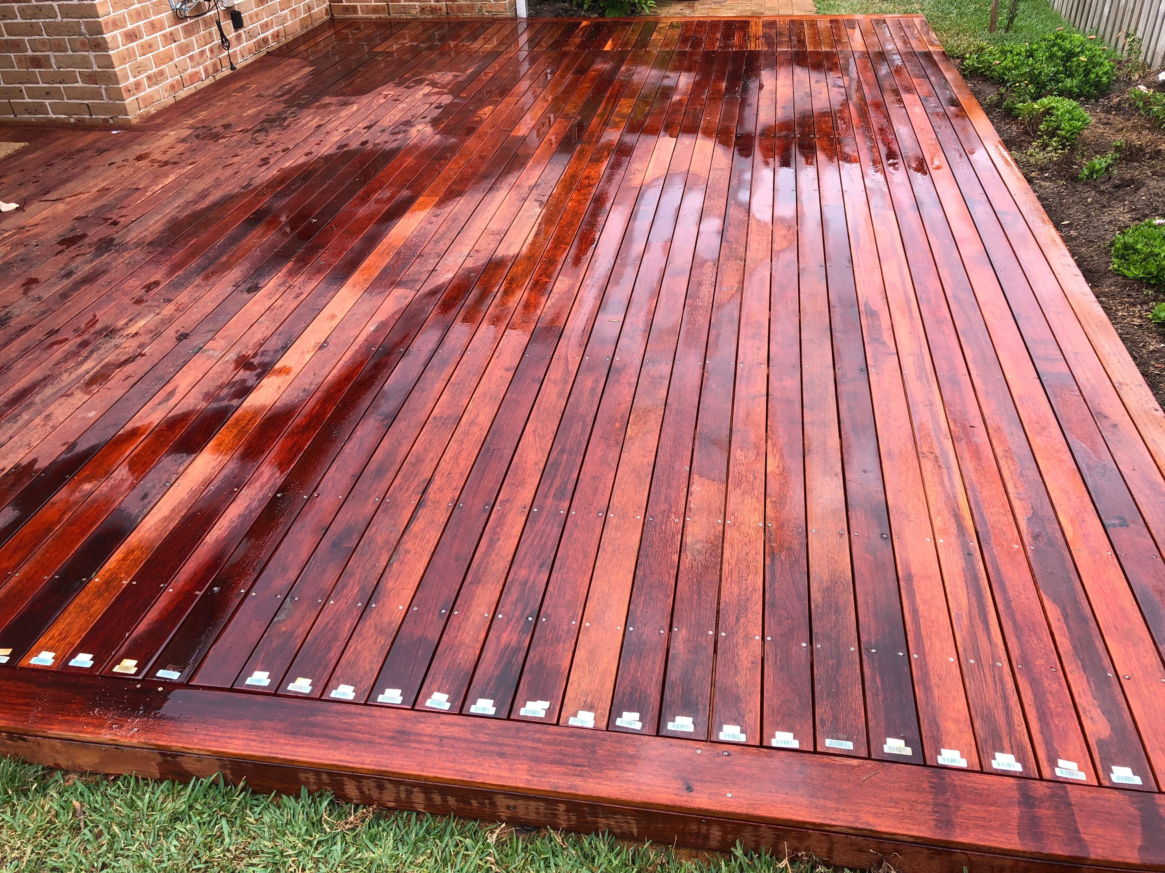 Solved: Low profile deck  Bunnings Workshop community