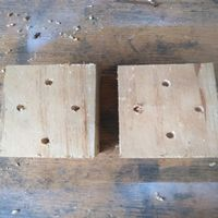 4.2 Pre-drill holes in blocks..jpg