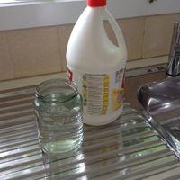 1. Dip blades in disinfectant.JPG