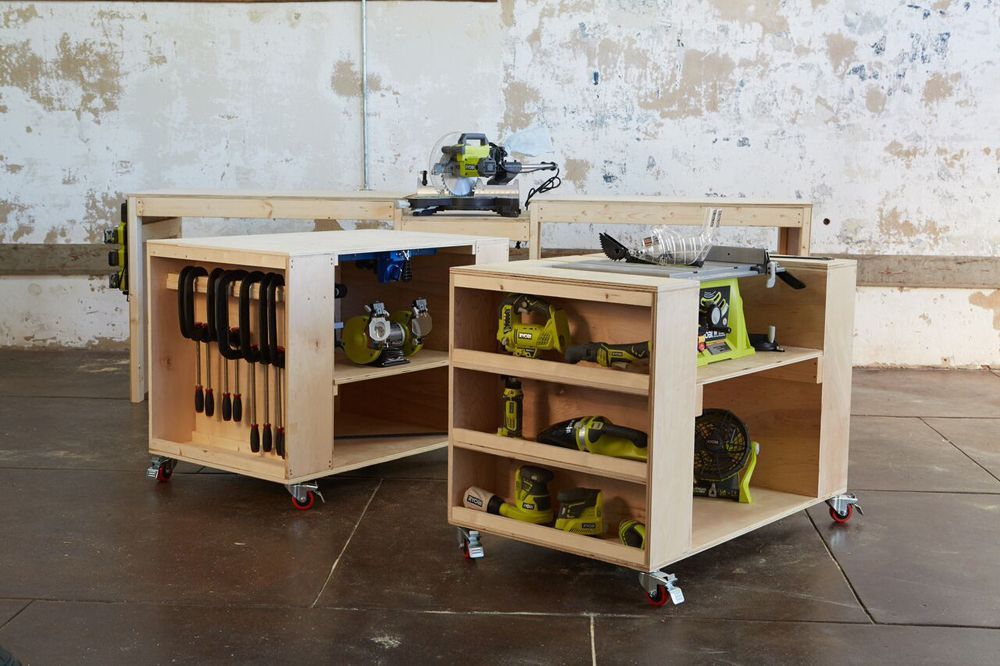build your own workbench tool storage clamps.jpg