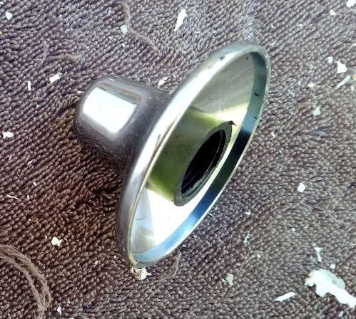 Trimmed flush extender