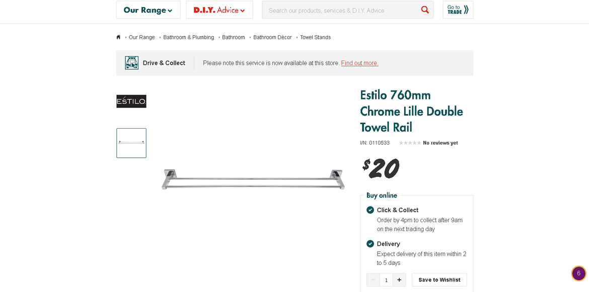 Screenshot_2020-09-01 Estilo 760mm Chrome Lille Double Towel Rail.png