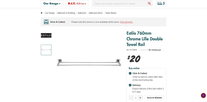 Screenshot_2020-09-01 Estilo 760mm Chrome Lille Double Towel Rail.png