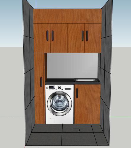 Model of Laundry