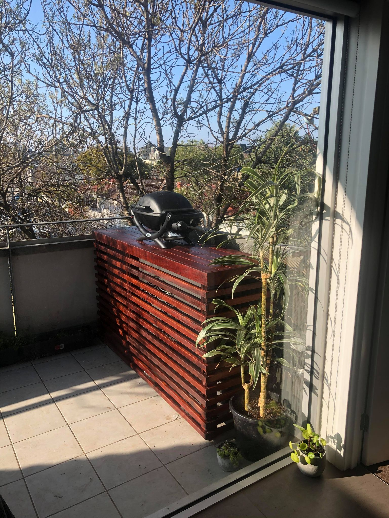Aircon Cover Bbq Stand Custom Bench Bunnings