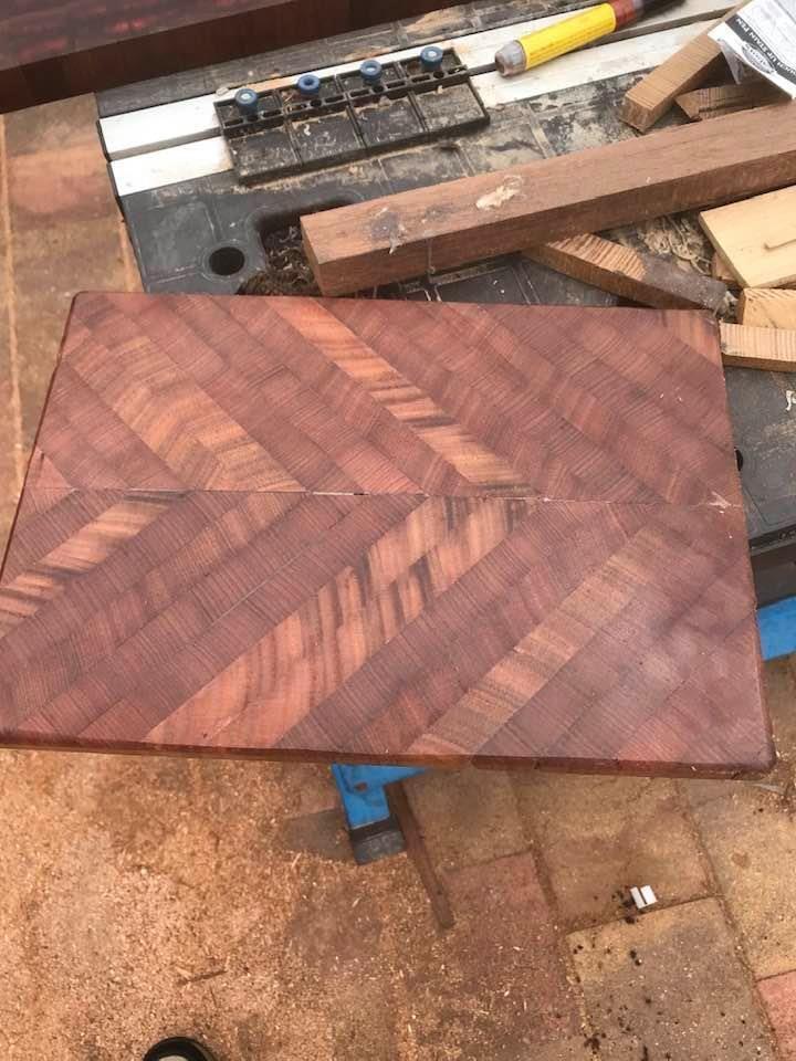 Tas Oak Herringbone