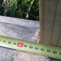 2.2 Measure distance between posts at bottom.jpg