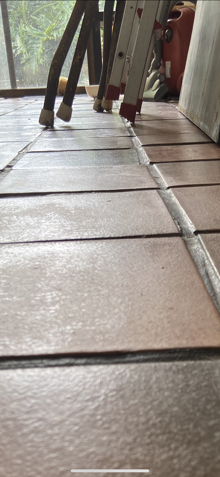 How to level uneven tiles with wide deep  Bunnings Workshop