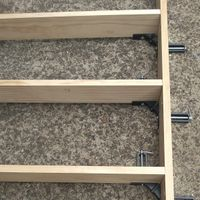 4.2 Shelves clamped and screwed in place.jpg