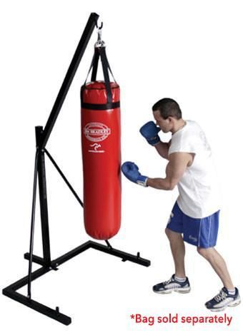Boxing stand built.jpg