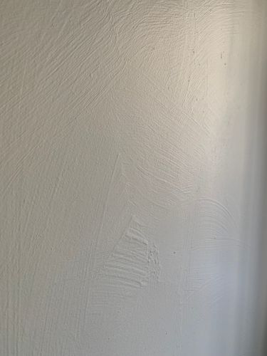 Every single wall in the place looks like this…