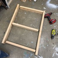 2.2 Construct side frames.JPG
