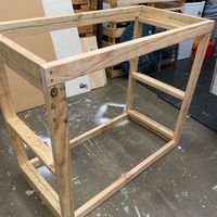 3.2 Bench frame complete.JPG