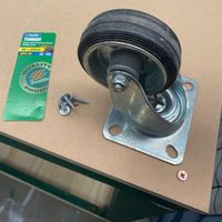 5.1 Attach wheels to bench base.JPG
