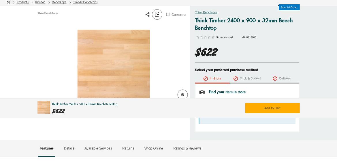 Screenshot_2021-05-20 Think Timber 2400 x 900 x 32mm Beech Benchtop.png