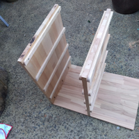 5.9 Upright boards glued and screwed into base board..png