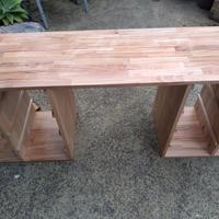 7.2 Side units and benchtop varnished.png