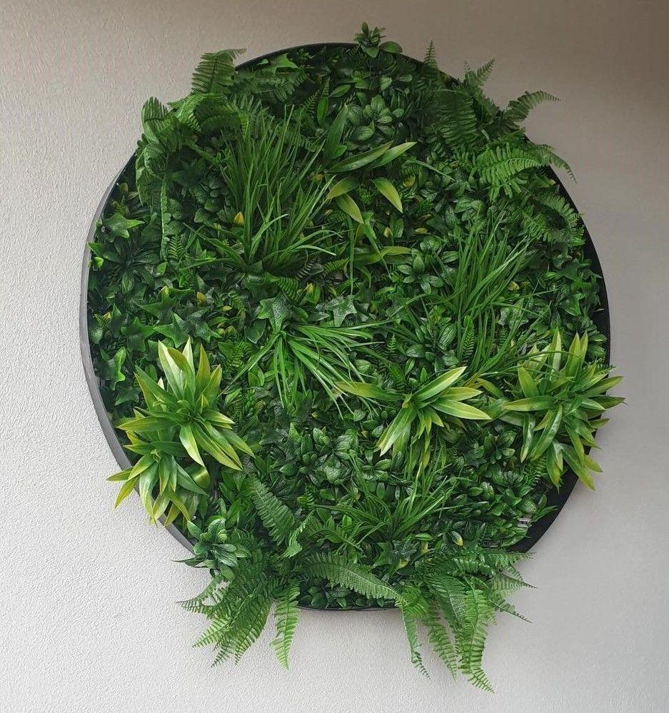 Artificial greenery circles.jpeg