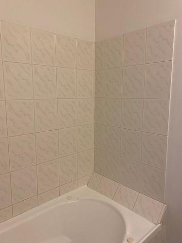 Bath/shower before