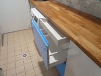 We love the soft close drawers