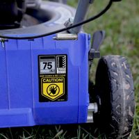 Know the noise level of your power equipment.