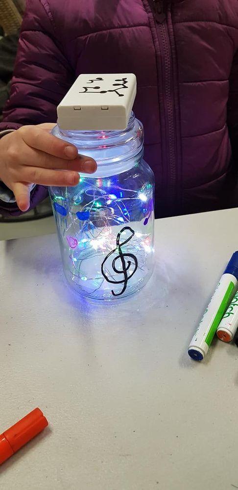 Singing jar 3 of 3