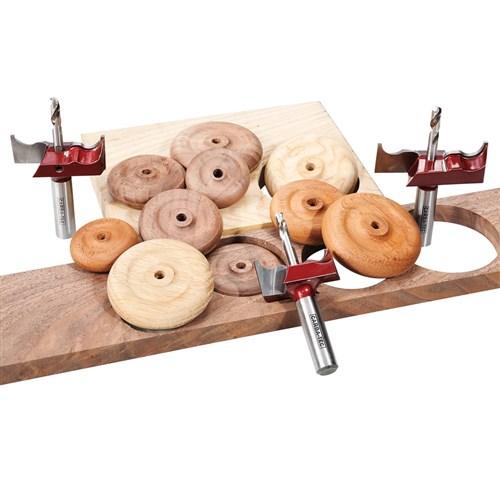 Wheel cutters
