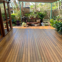 Spotted Gum deck shared by Workshop member Lappa.