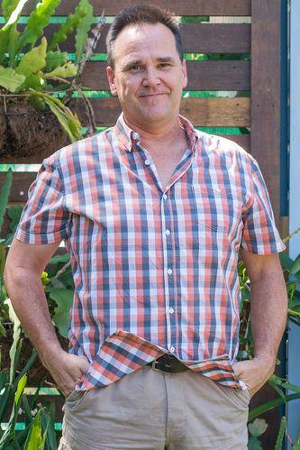 "Adam Woodhams: ""it's often the basic things that gardeners need help with."""