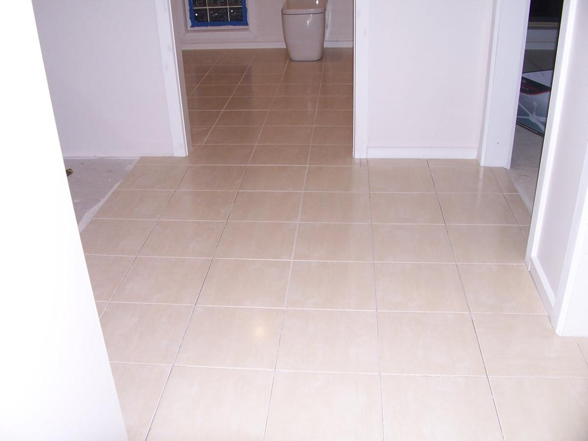 #2. Tiling outside toilet.JPG