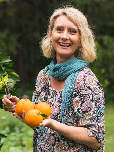 Cath has an infectious passion for gardening.
