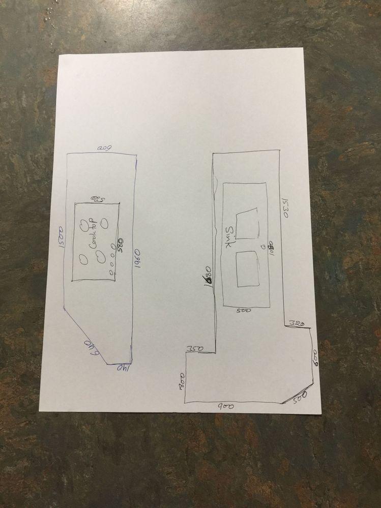 Kitchen drawing