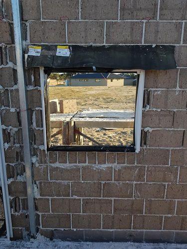 Coffeespot window
