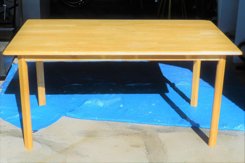 Table top after resurfacing (2)
