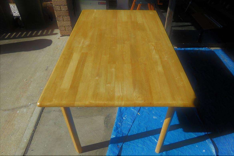 Table top after resurfacing (3)