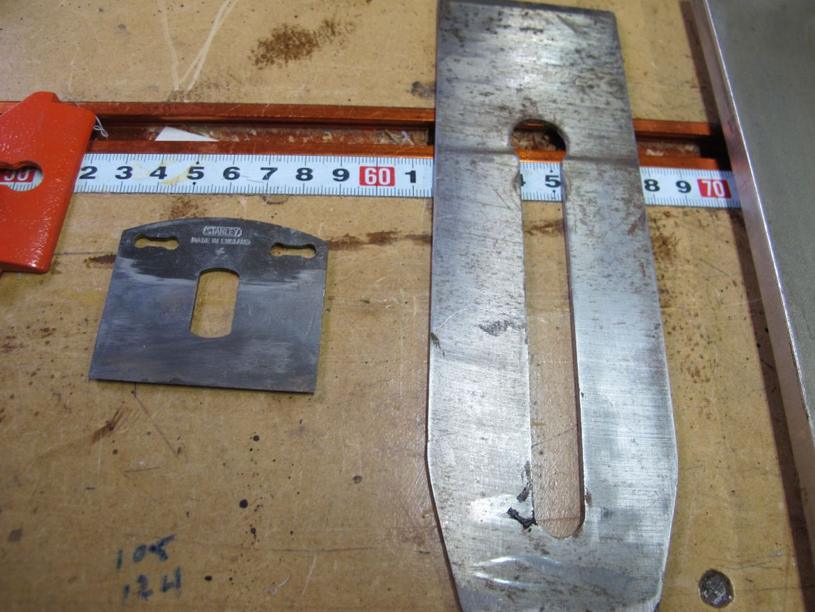 Spoke Shave and plane blade
