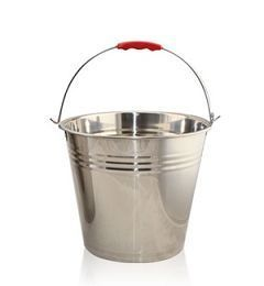 25l Stainless steel bucket