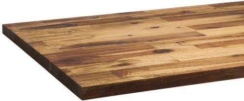 Acacia bench/panel 2200 x 600 x26
