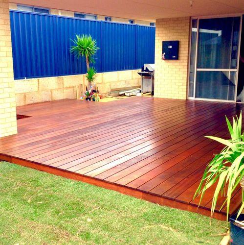LePallet shared his impressive backyard transformation